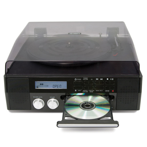 Built Bose Turntables Cd Recorder
