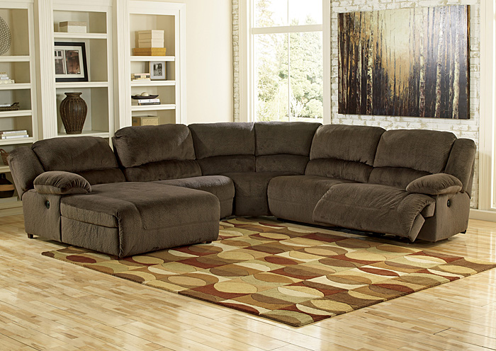 Ashley Furniture Round Ottomans