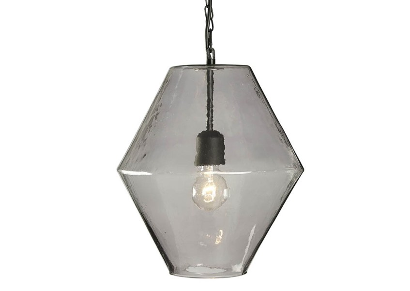 Furniture Plus Daquan Purple Glass Pendant Light Daquan Purple Glass Pendant Light Signature Design By Ashley