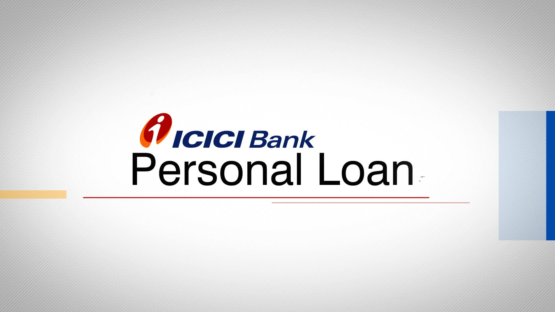 Icici Bank Interest Rates Personal Loan