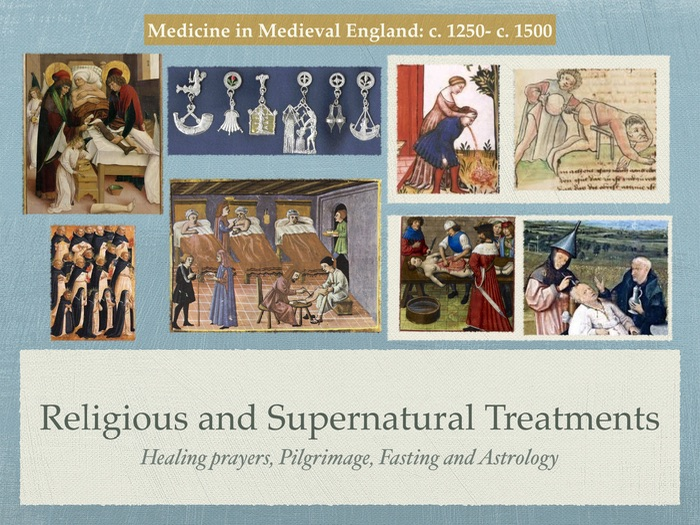Edexcel Gcse History Of Medicine Middle Ages Religious