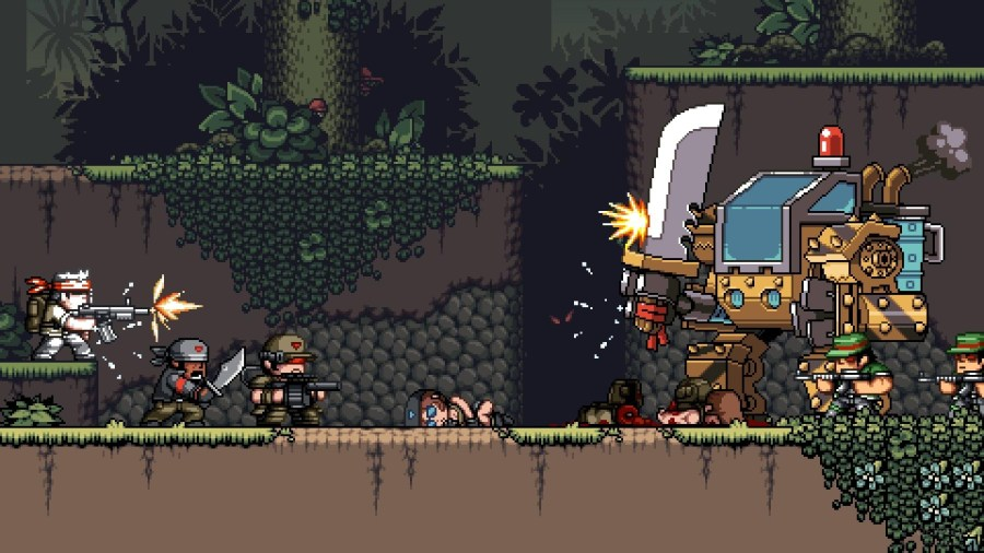 Pixel Artists In Indie Games   AllGamers Paul Robertson is a pixel
