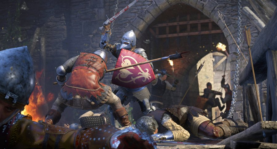 All Upcoming PS4 Games Announced for 2018   AllGamers Kingdom Come  Deliverance