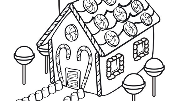 Christmas Series: Gingerbread House - Grandparents.com