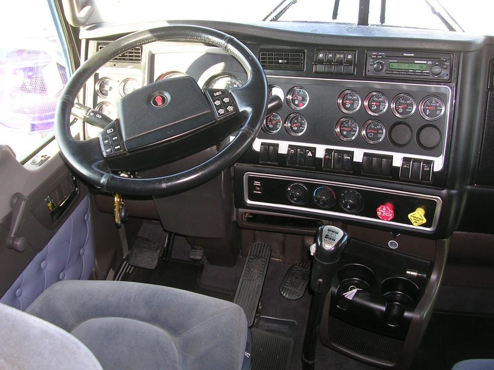 Kenworth W900 Interior Parts