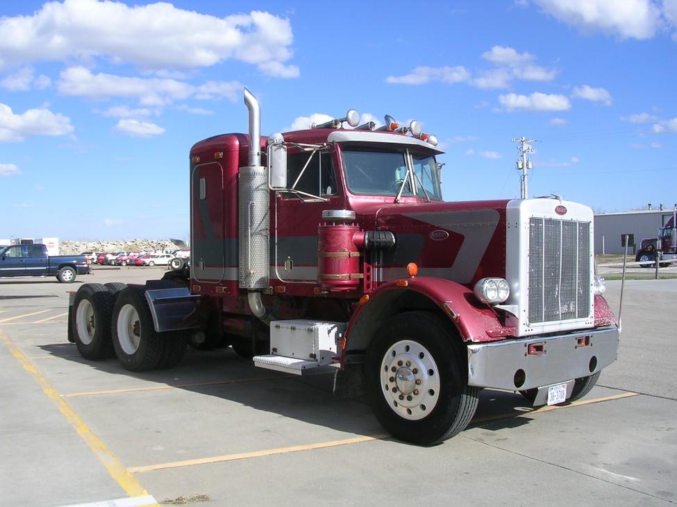Truck Big Sleeper