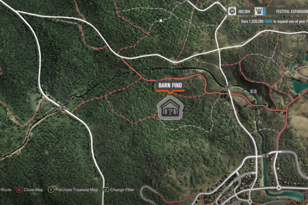 Forza Horizon Barn Find Locations Guide VirSale Lamborghini LM Now Finds The Hit Canvas Rhgamingdaddyoftwocom Album On
