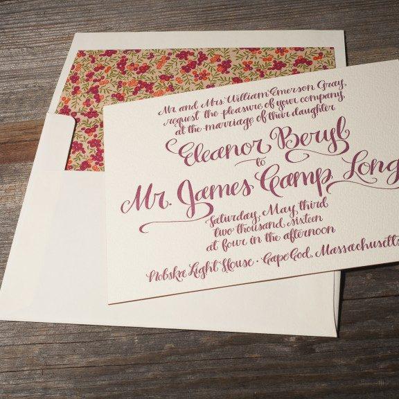 Custom Invitations Denver