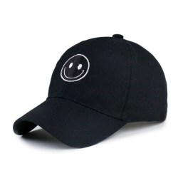 d56ac8d4284 ... Hat Casual. Smiley Face Cap Imatterial Online Store Powered By Storenvy