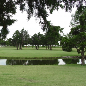 TravelOK com   Oklahoma s Official Travel   Tourism Site The Cedar Valley Golf Club in Guthrie features two  par 70 championship  courses  a driving range  putting green and a PGA professional on site
