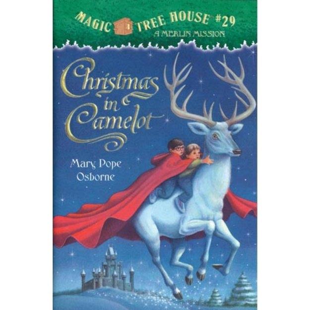 Magic Tree House Christmas Camelot