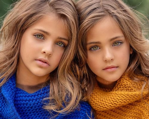 People Are Asking If Twins Dubbed 'Most Beautiful Girls ...