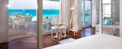 Rooms & suites South Ari Atoll Hotel - Diamonds Thudufushi ...