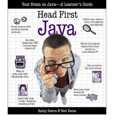 Head First Java : Bert Bates : 9780596004651