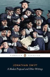A Modest Proposal and Other Writings   Jonathan Swift   9780140436426
