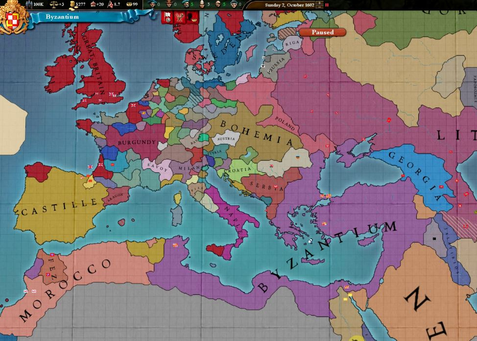 Europa 3  Didn t  Suck    But Here s What Europa Universalis IV     Europa 3  Don t Pick Weak Factions