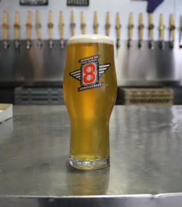 Hangar 24 Brewery Releases Commemorative 8th Anniversary IPA     Hangar 24 8th Anniversary Ale