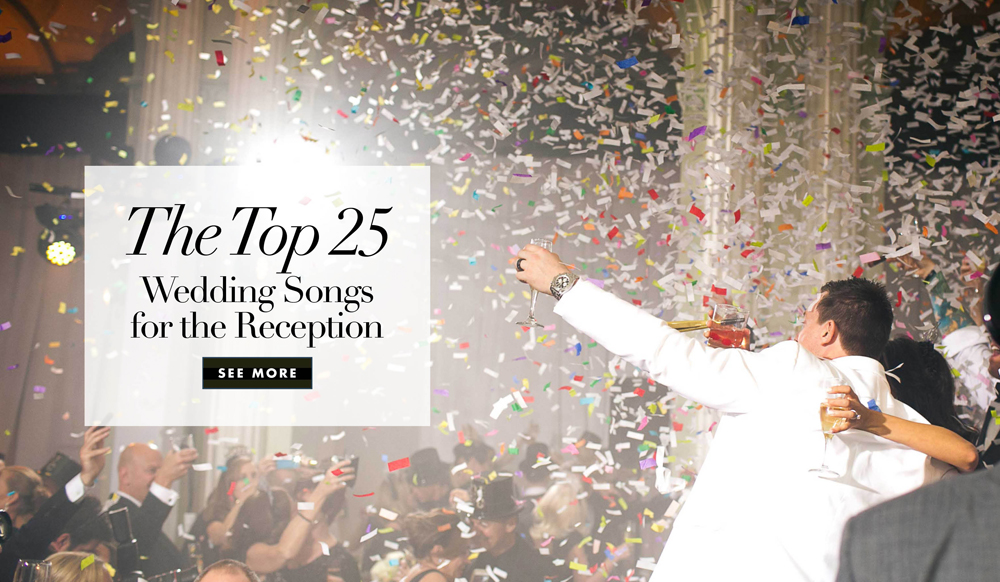 Top Songs Play Wedding Reception