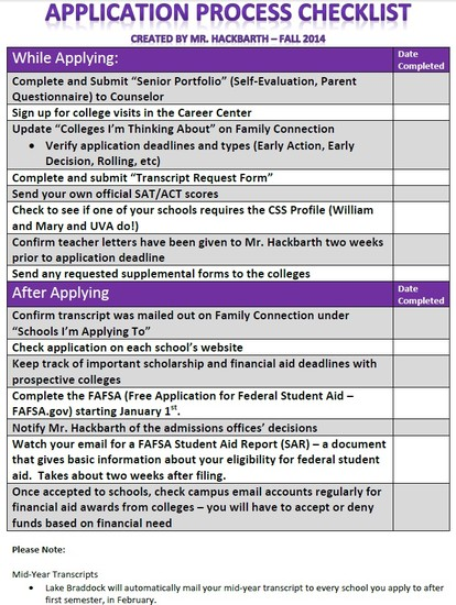 Fafsa Application Printable Form
