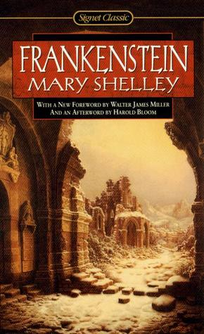 Mary Shelley's Frankenstein: a Halloween book review ...
