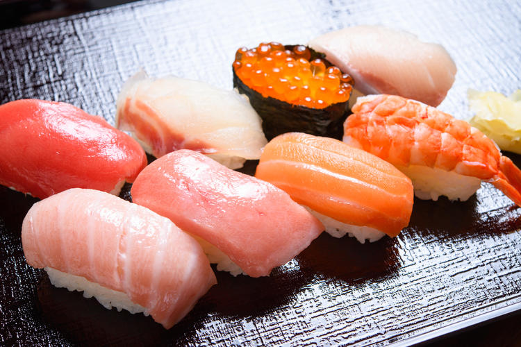 Sushi Restaurants Highway 7