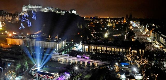 Top 5  Edinburgh New Year s Eve parties