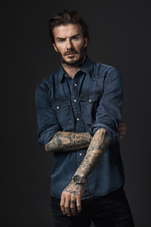 Tudor Announces David Beckham as new Brand and #BORNTODARE ...