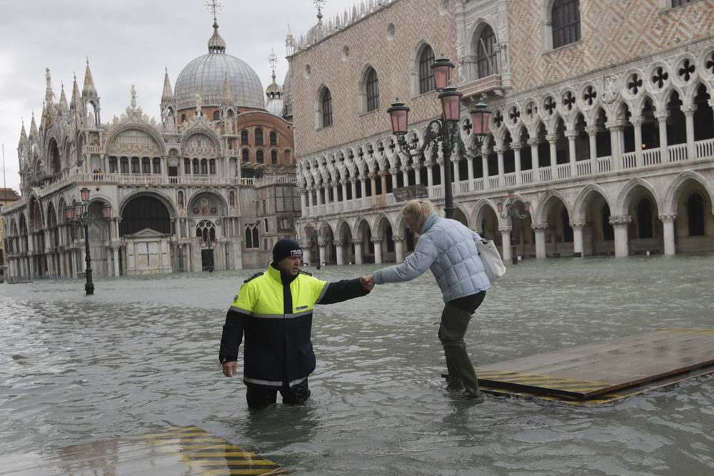 Venice Is The Latest Victim Of Historic Flooding From