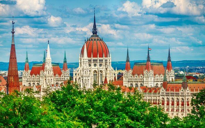 European Honeymoon Vacation Packages