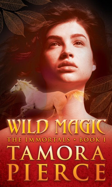 Tamora Pierce   Official Publisher Page   Simon   Schuster Canada Book Cover Image  jpg   Wild Magic
