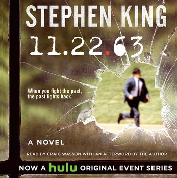 11 22 63 Audiobook by Stephen King  Craig Wasson   Official     11 22 63