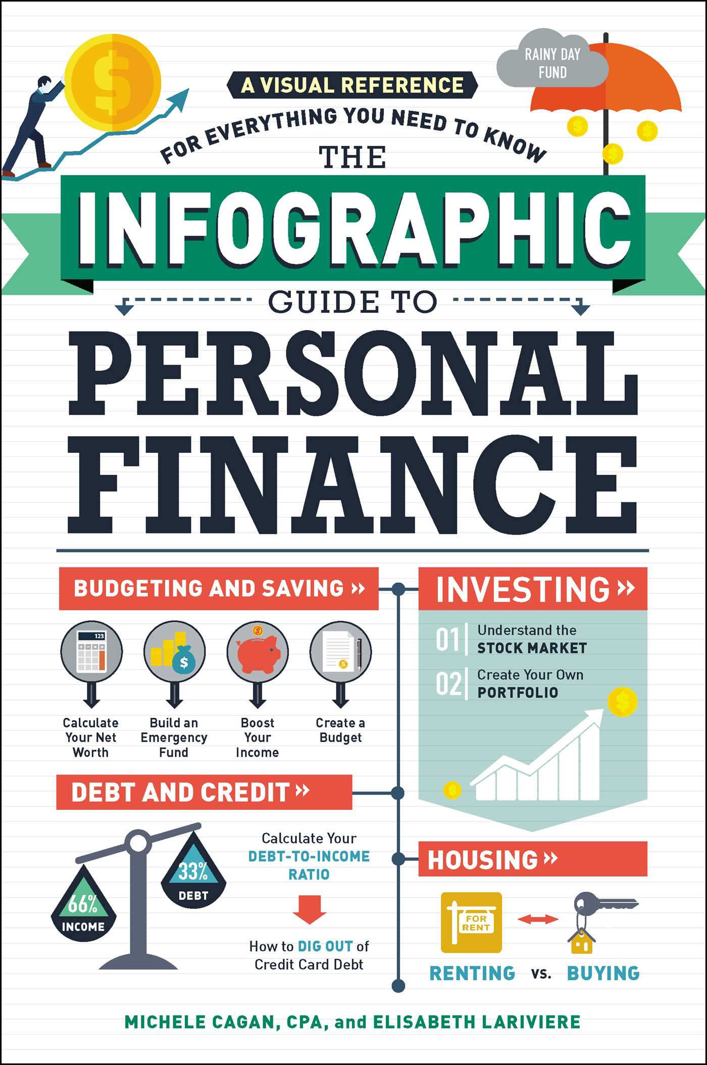 The Infographic Guide To Personal Finance Book By