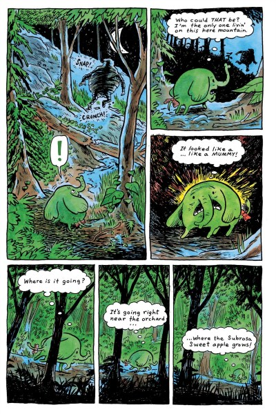 Adventure Time  Sugary Shorts Vol  1   Book by Paul Pope  Aaron         Adventure time sugary shorts vol 1 9781608863617 in05