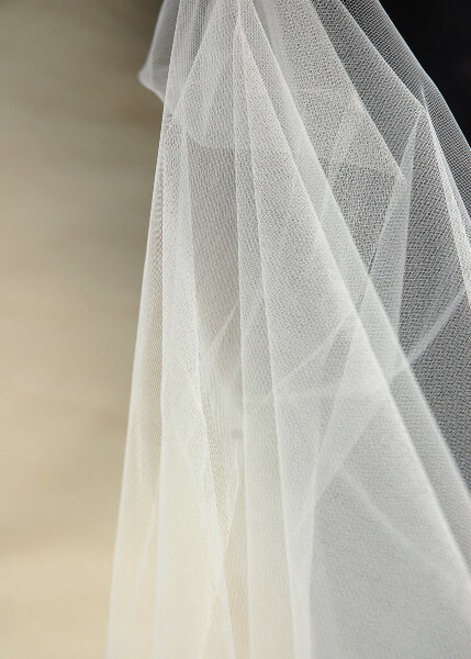 54 Quot Wide Ivory Tulle Bridal Illusion 50yds 65 Yard