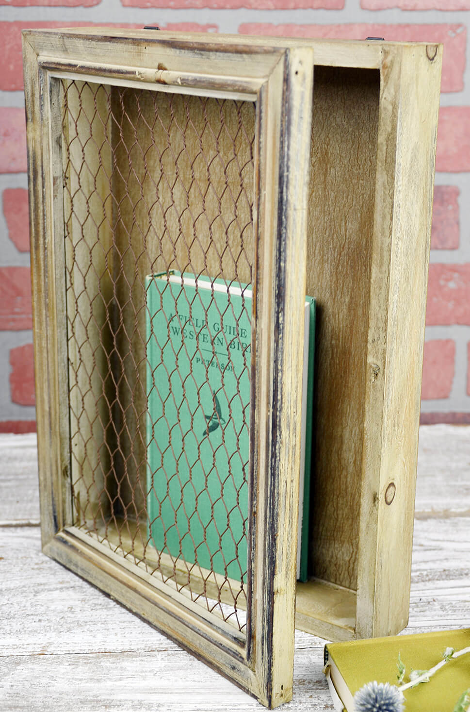 Holders Card Place Chicken Wire