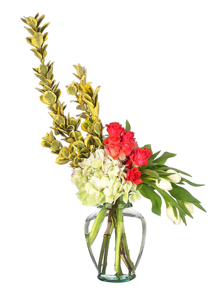Tall Flower Pots