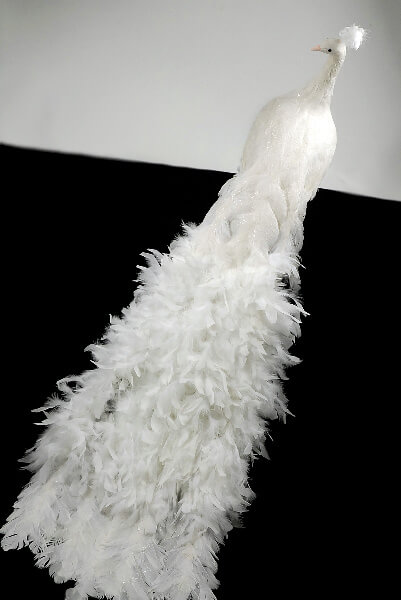 Tall Planters White