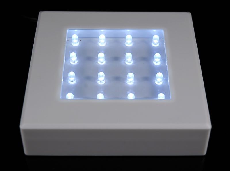 Battery Frame Lights