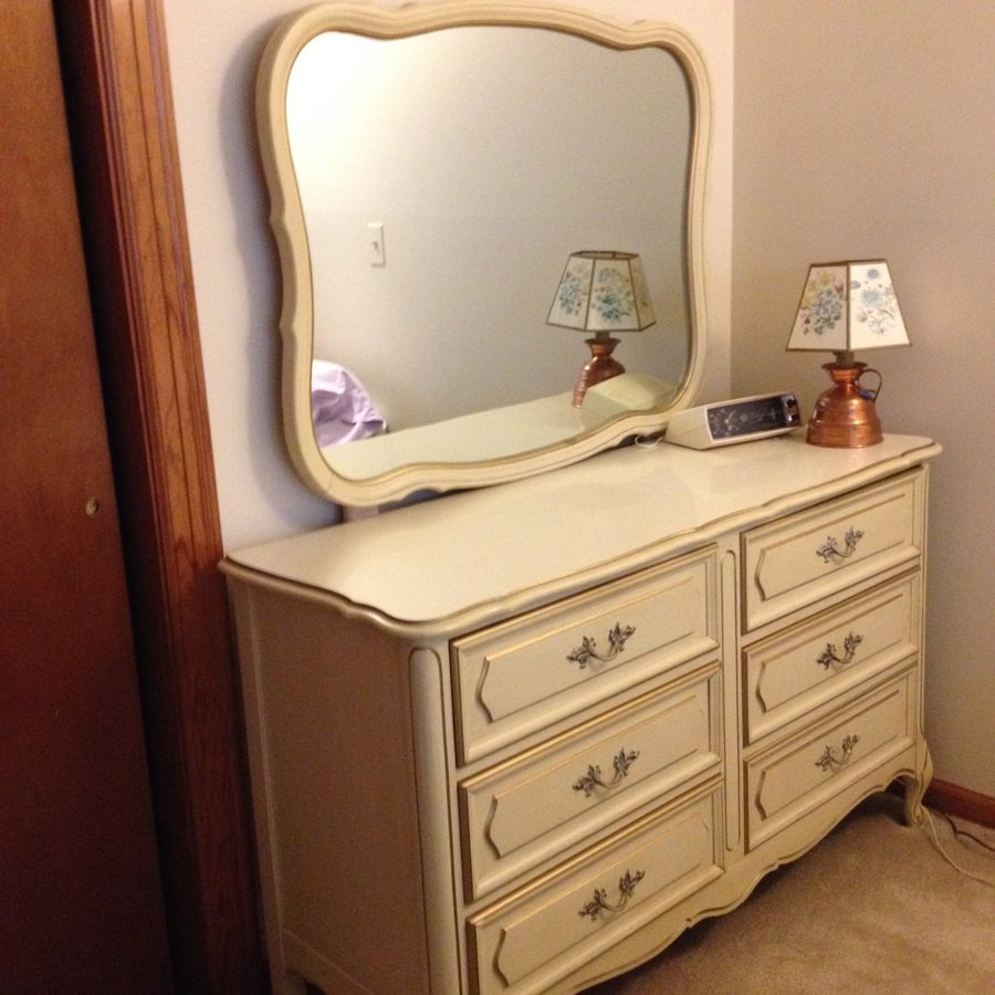 I Have Henry Link French Provincial Antique White With