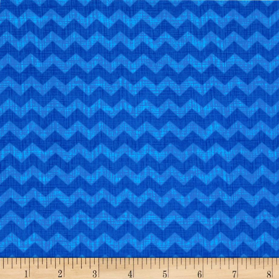 Home Accents Chevron Quilt