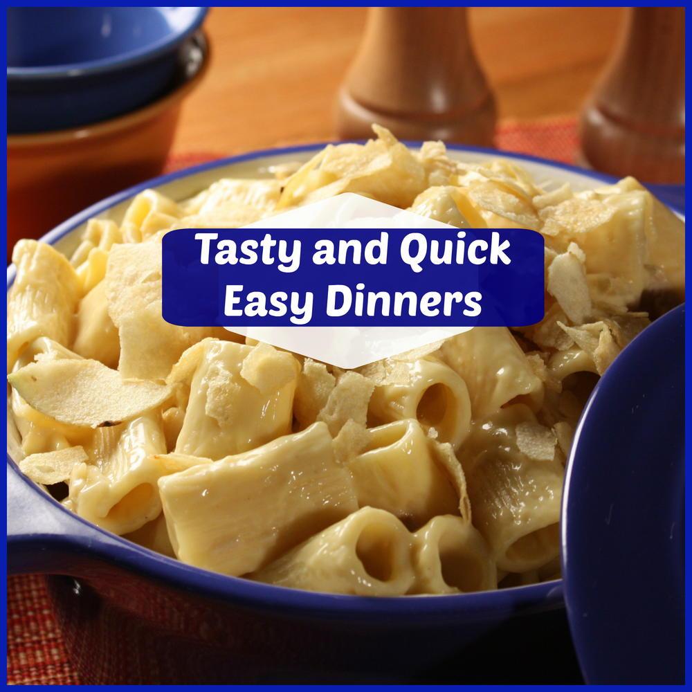 Easy Tasty Meals Dinner