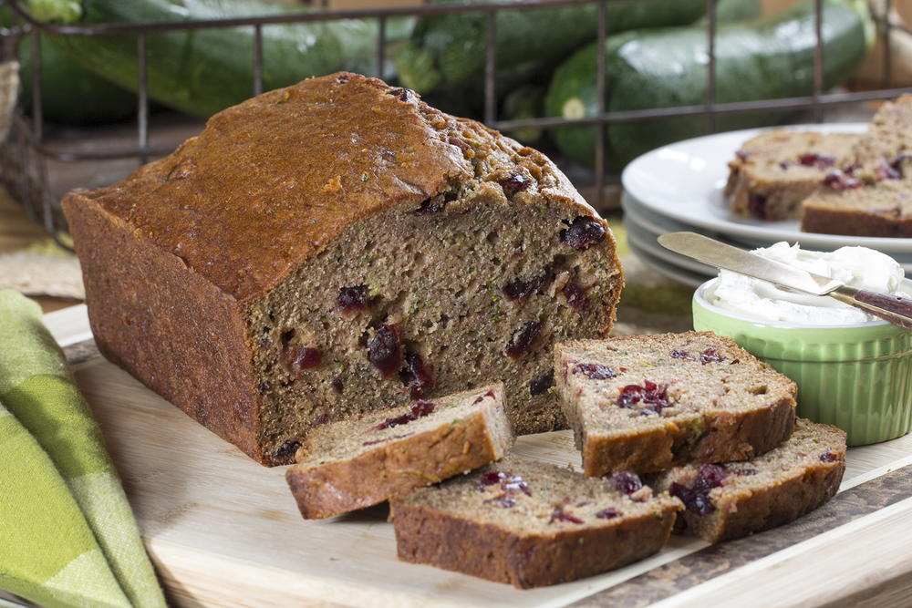 Super Moist Zucchini Bread Mrfood Com