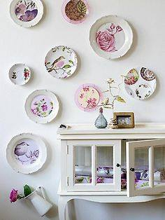 Interior Design Tips Decorating with plates For a free floating look  you can use heavy duty command stripes or  similar  alternatively you can use a traditional plate hanger available in  most