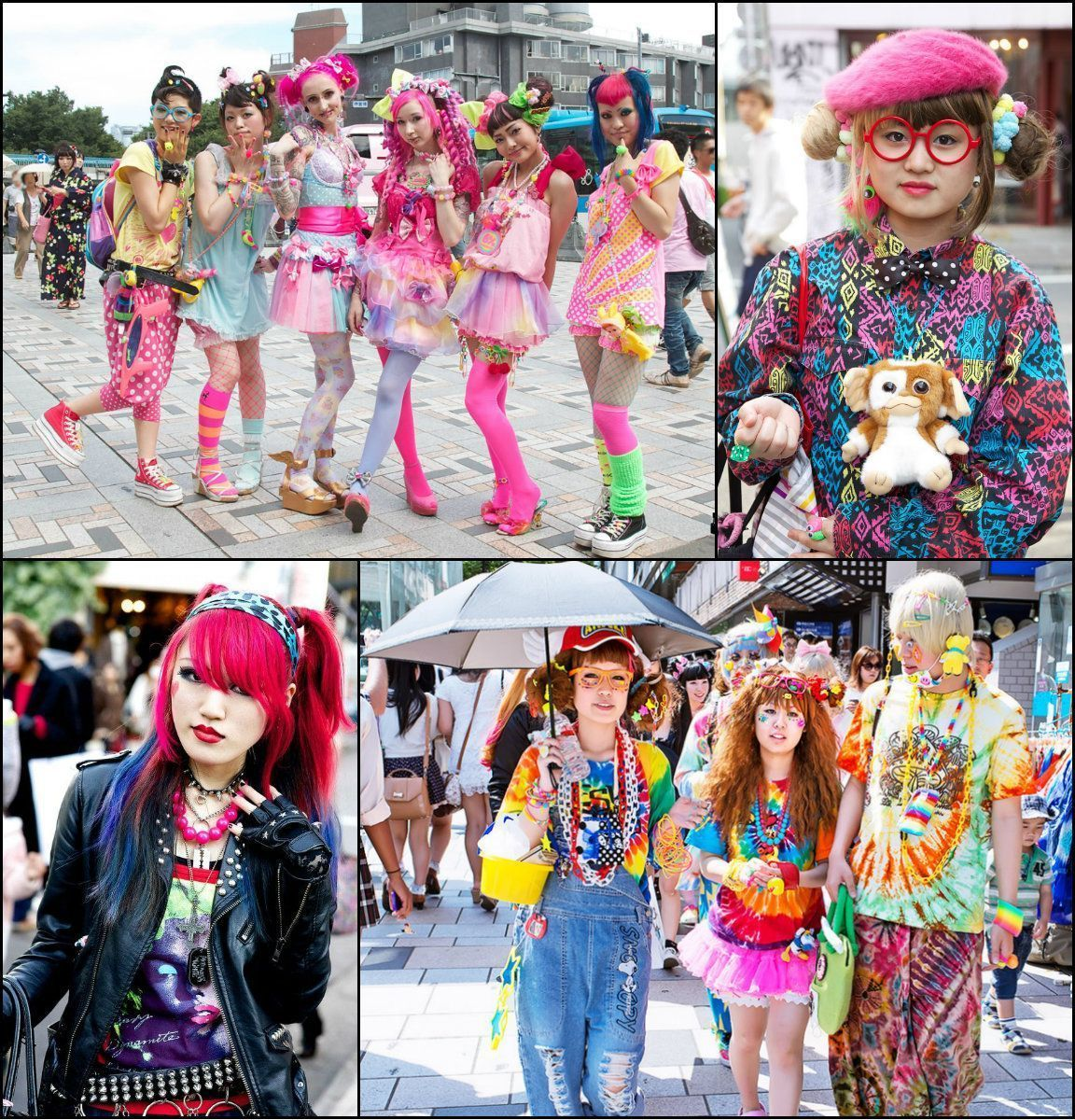 All You Need To Know About Harajuku Style