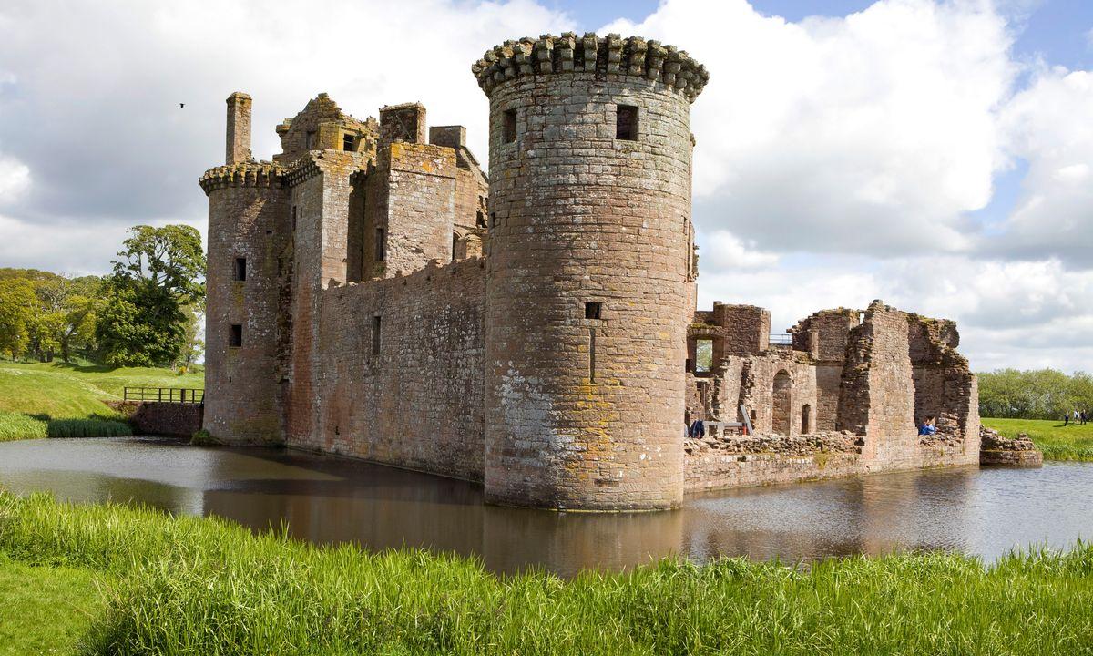 Was It Castle Caerlaverock