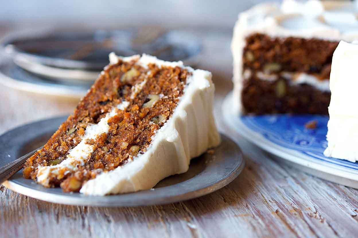 King Arthur S Carrot Cake Recipe King Arthur Flour