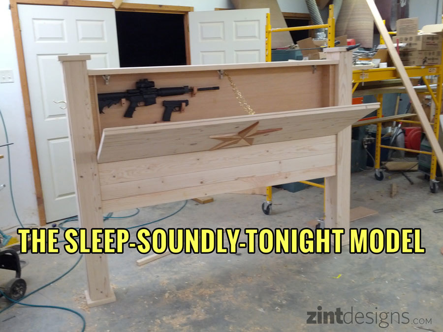 Custom Furniture With Hidden Compartments Zint Designs