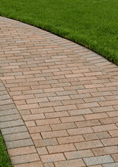 Maintaining Your Brick Or Paving Stone Driveway Walkway
