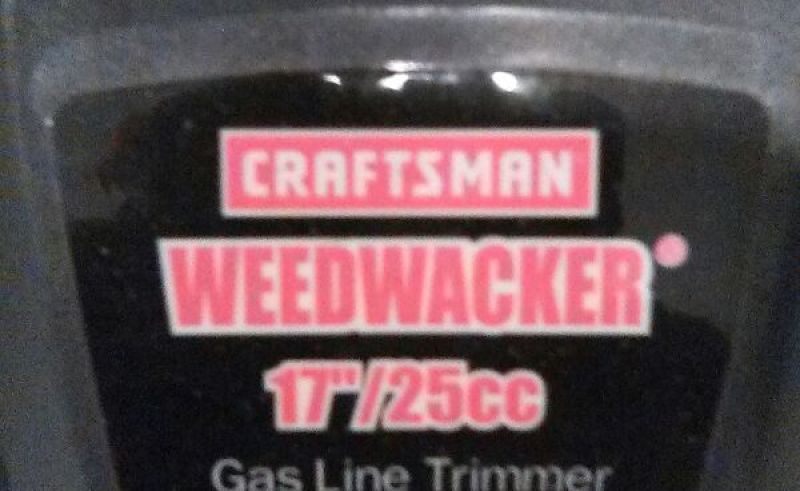 Craftsman 25Cc Gas Trimmer | Beauty Within Clinic