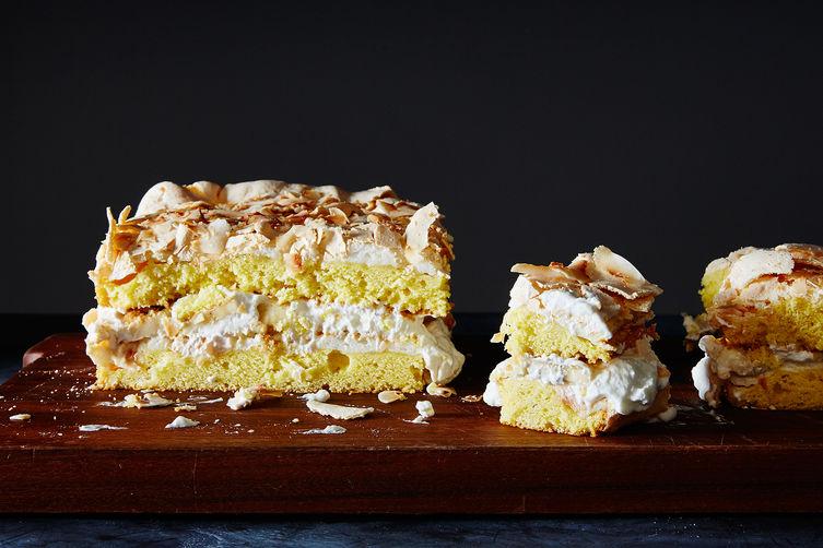 Food52 Banana Coconut Cake